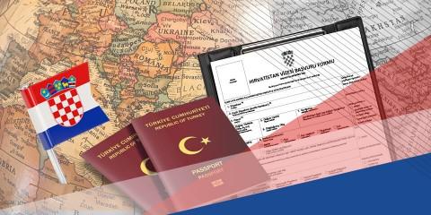 Hırvatistan Vizesi İşlemleri Hakkında