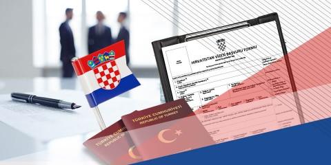 Hırvatistan Ticari Vize