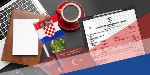 Hırvatistan Konsolosluğu İşlemleri
